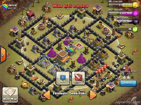 clash of clans best th 8 trophyclan war base th8 4 anti hog unlurable cc th8 war base it is an anti hog rider