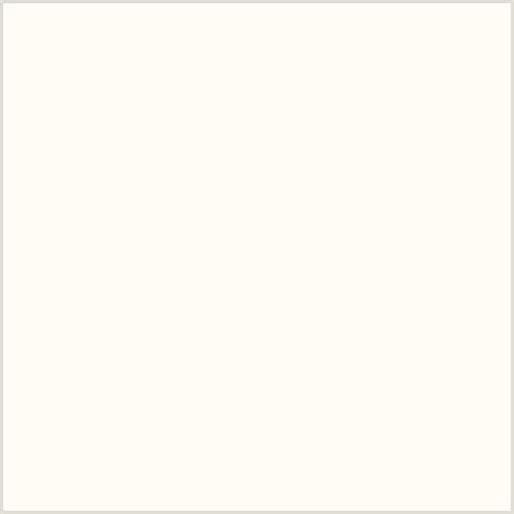 pearl white color fffcf5 hex color rgb 255 252 245 quarter pearl