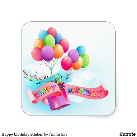 happy stickers for card 25 best images about ephemera birthdays on