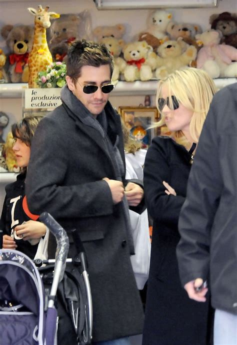 Jake Gyllenhaal Romancing Reese Witherspoon by Jake Gyllenhaal And Reese Witherspoon Photos Photos