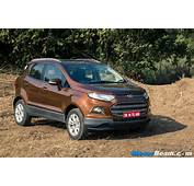 2016 Ford EcoSport Video Review  MotorBeam