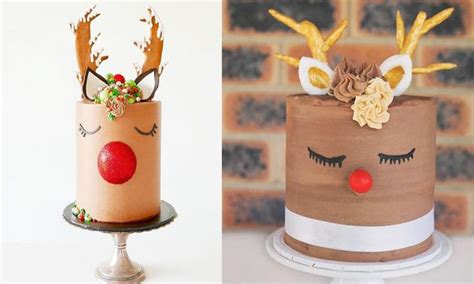 Rudolph cake is our favourite Christmas dessert: Video