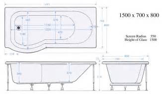 Bath Shower Sizes 1500 P Shape Bath Bathroom Suite Primo Wc Basin Amp Taps Ebay