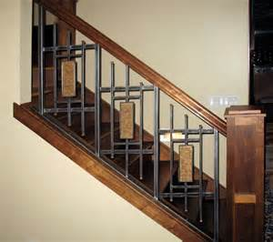 Home Interior Railings iron design center nw lighting railings interior