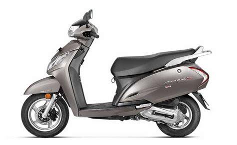 honda activa the all new honda activa 125 model power mileage safety