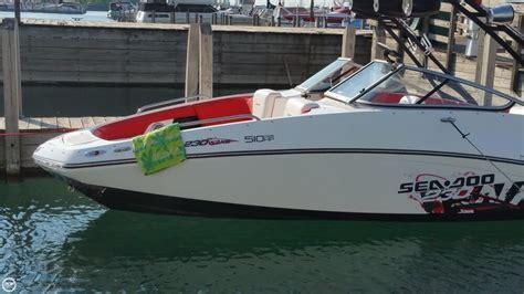 sea doo boats wake sea doo 230 wake boats for sale boats