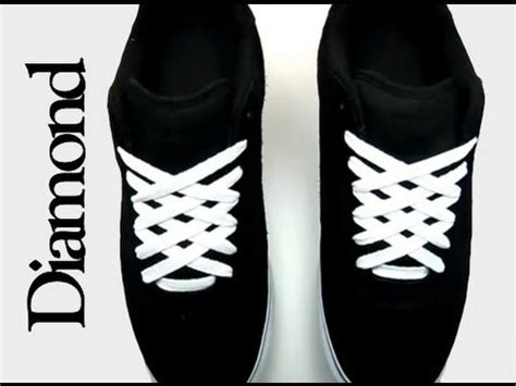vans lace pattern 23 cool ways to lace shoes guide patterns