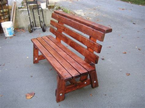 2x4 bench seat plans outdoor benches workbenches and bench plans on pinterest