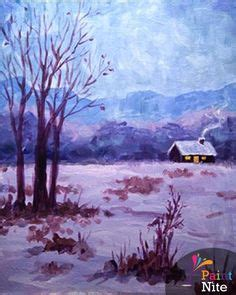 paint nite boston events 1000 images about painting winter ideas and