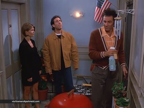 lori loughlin seinfeld episode which character appears the most in kramer s apartment