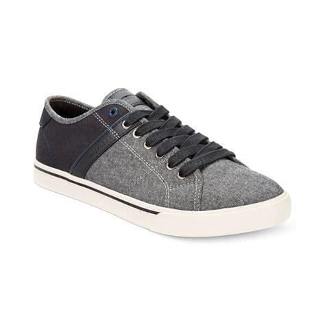 hilfiger sneakers mens hilfiger roamer sneakers in black for lyst