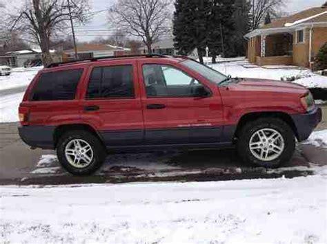04 Jeep Laredo Purchase Used 2004 04 Jeep Grand Laredo Suv