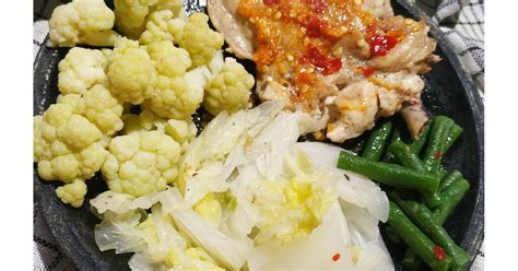 resep ayam diet enak  sederhana cookpad