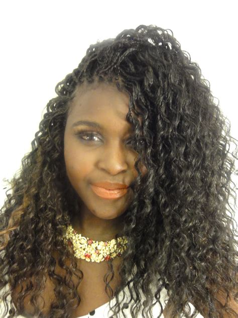 curly braids pictures curly hair single braids pic short hairstyle 2013