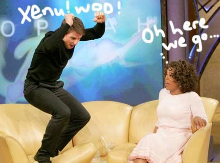 tom cruise couch incident oprah claims she s not to blame for tomkat divorce