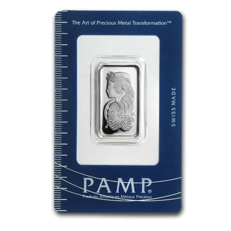 10 Gram Silver Bars by 10 Gram P Fortuna Silver Bar