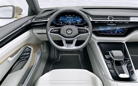 Upholstery Dashboard by Volkswagen 2019 2020 Volkswagen Touareg Coupe Interior