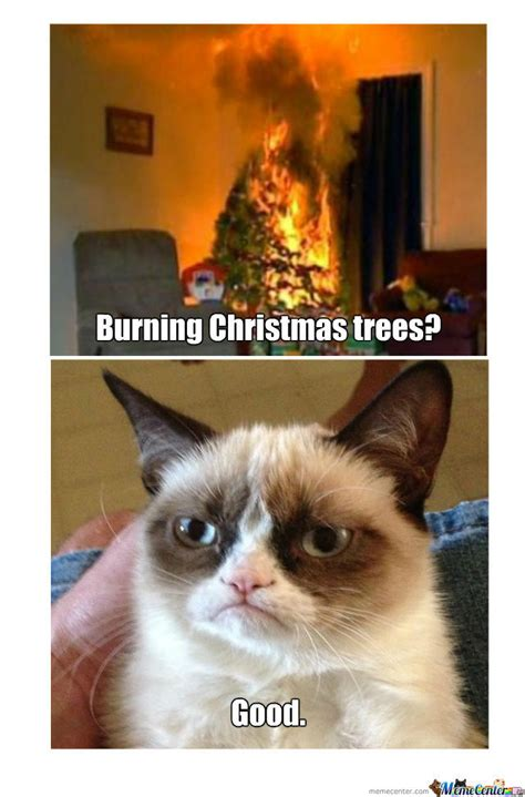 Grumpy Cat Christmas Memes - grumpy cat s christmas by meaghanw519 meme center
