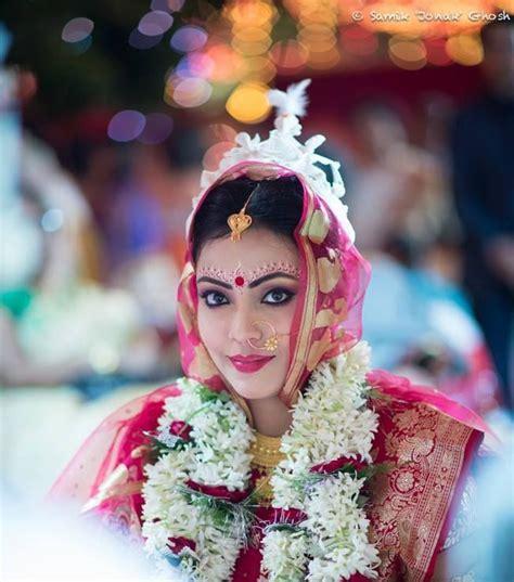 bengali bridal hairstyles video traditional bengali bride bridal inspirations