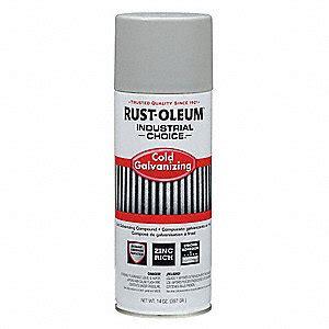 spray painting zinc coated steel rust oleum spray paint galvanized 12 oz 6kp26 1685830