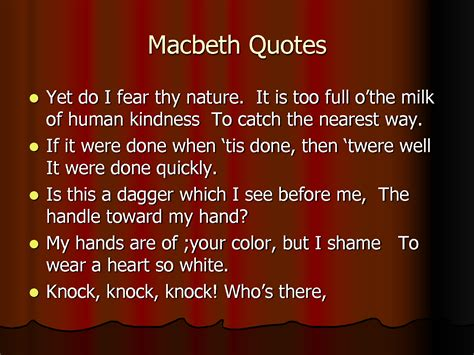 macbeth themes and quotes from the scottish play macbeth quotes quotesgram