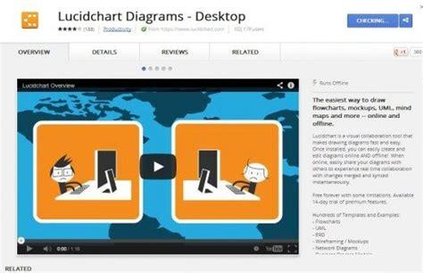 Lucidchart Diagrams Chrome
