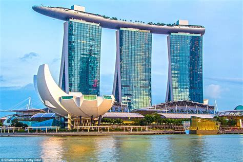 famous boat hotel singapore inside the hotel with the world s best infinity pool
