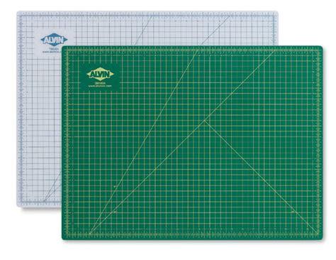 alvin cutting mats blick materials