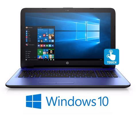 hp  acds intel celeron  touchscreen windows