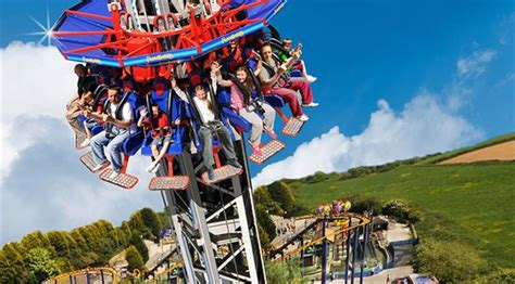 the thunderbolt ride at flambards theme park helston app for cornwall flambards theme park