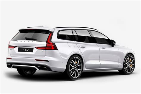 Volvo V60 Polestar 2020 by 2020 Volvo V60 T8 Polestar Engineered Wagon Hiconsumption