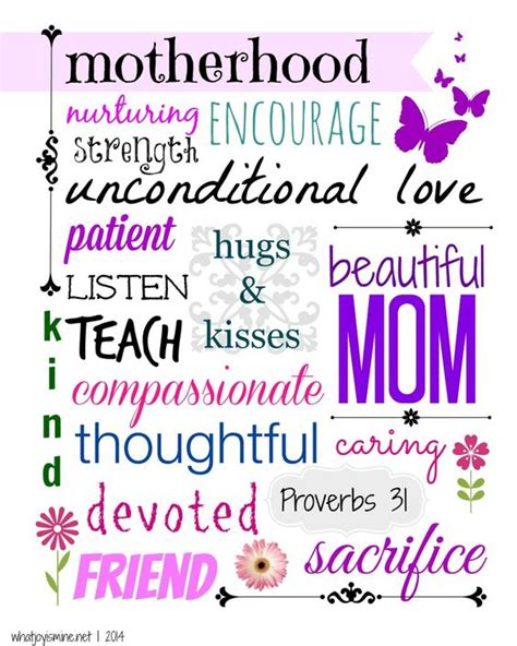 mothers day subway art printables free pinterest the world s catalog of ideas