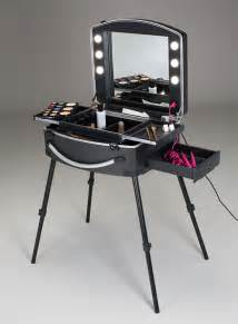 makeup station with lights cantoni makeup cases with lights made in italy