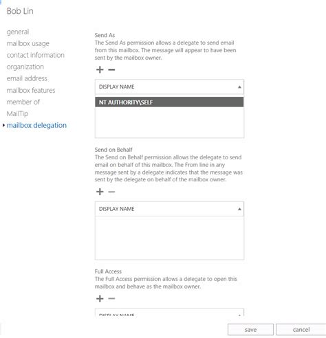 Office 365 Mailbox Delegation How To Manage Mailbox Delegation In Office 365 Step By