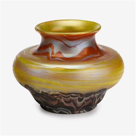 Loetz Vase by Loetz Philip Chasen Antiques