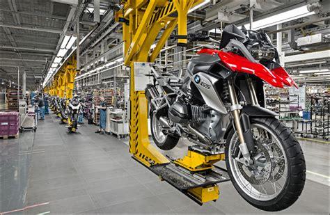 Bmw Motorräder Aus Berlin by 500 000ste Boxer Gs In Berlin Gebaut Tourenfahrer