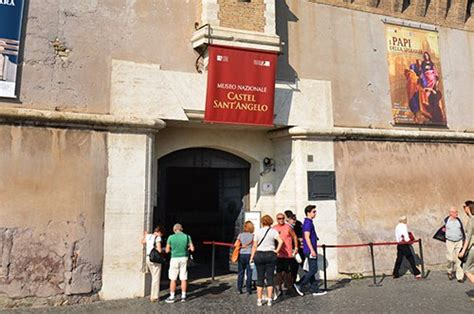 ingresso castel sant angelo castel sant angelo roma le nostre offerte
