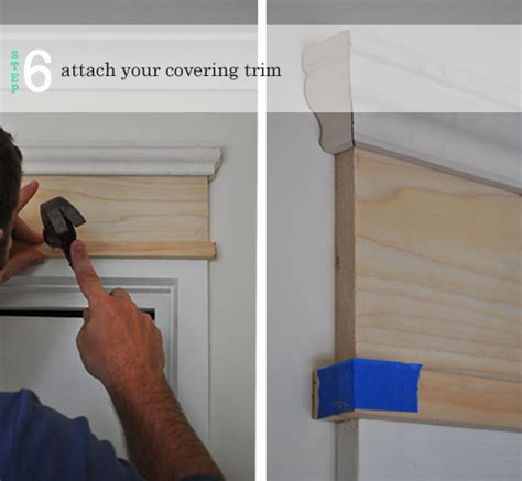 cabinet door frame moulding diy adding moulding to door frames the painted hive