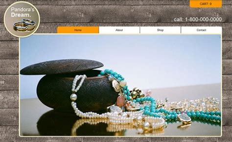 Free Jewelry Websites Templates For Handmade Handmade Jewelry Free Jewelry Template Handcrafted Jewelry Website Templates