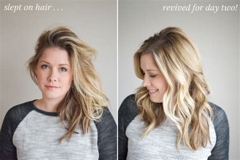 Amika Hair Dryer Qvc how to revive and refresh hair for day two the small