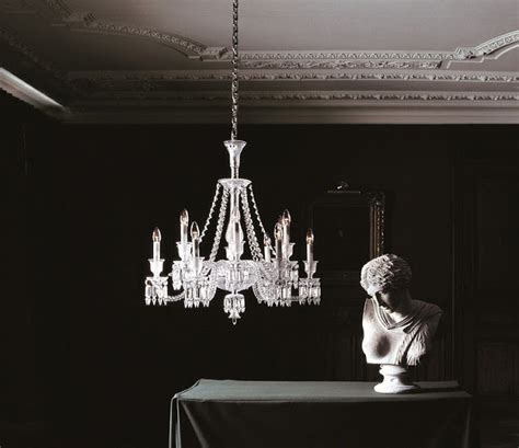 Philippe Starck For Baccarat Zenith Chandelier Evolves To Chandelier Advertising