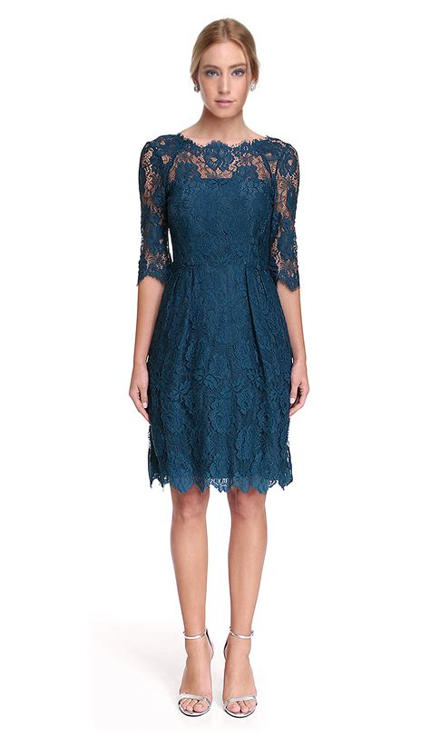 Lace Embroidered Dress green floral embroidered lace dress milly hire dresses