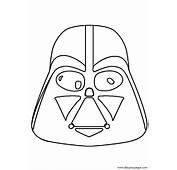 Mascaras Carnaval Star Wars 003  Dibujos Y Juegos Para