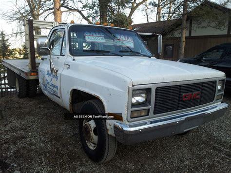 truck gmc 1989 gmc stake truck