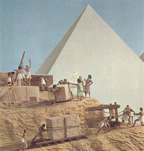 pyramid builders how to feed 10 000 pyramid builders in ancient