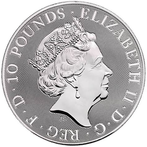 10 Oz Silver Coin Price by Buy 2018 10 Oz Silver Valiant Coins Silver