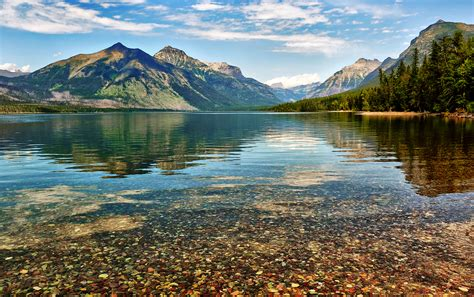 most beautiful states the most beautiful places in all 50 states montana lakes