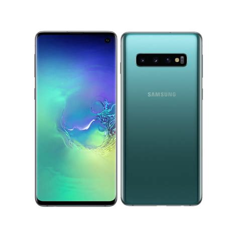 Samsung Galaxy S10 Ram by Samsung Galaxy S10 Plus G975f 128gb 8gb Ram Dual Sim Green