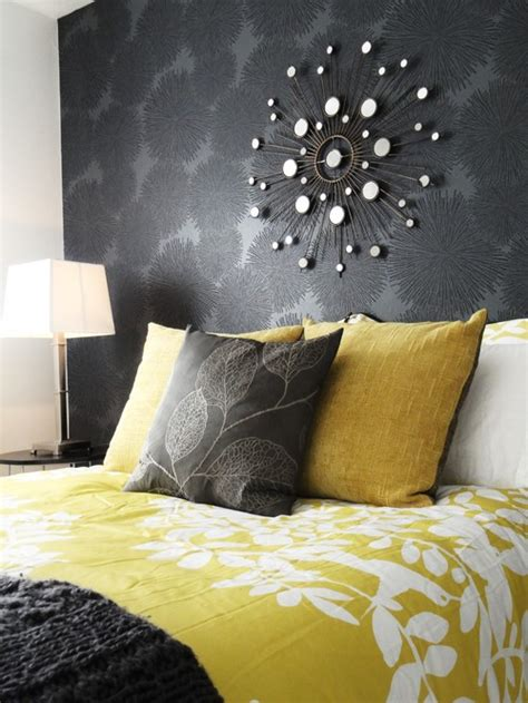 gray and yellow bedrooms design curves grey and yellow one of the best color
