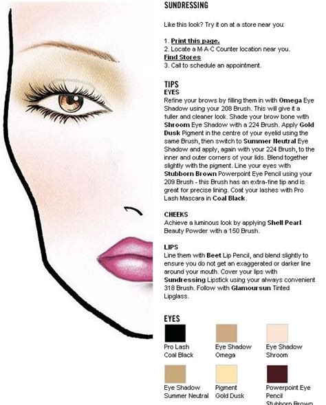 Mac Sundressing by 94 Best Make Up Images On Mac